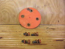 case dc tractor case dc tractor pulley bolts mounting retaining plate for later model tractors