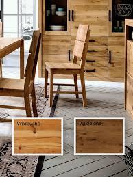 Esszimmertische Esszimmerstühle Holz Eiche