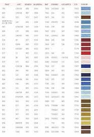 Cosmo Floss Color Chart Photo 07 Dmc Anchor Semco Madeira J P Cosmo Olympus Y D