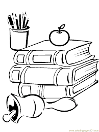 Small Picture Back To School Coloring Pages Apigramcom
