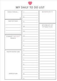 To Do List Organizer Pdf