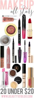 affiliate links top 20 makeup s d 20 and under great remendations beauty