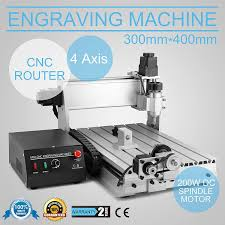 com cnc cnc router engraving machine engraver machine 3040t 4 axis desktop wood carving tools artwork milling woodworking with rotary axis