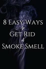 cigarette smoke smell