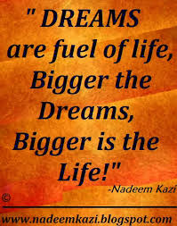 Quotes About Dreams And Goals Enchanting Nadeem Kazi Self Help Icon Motivational Quotes