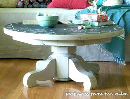 round pedestal coffee tables coffee table small round coffee table beautiful vintage rustic round