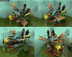 dota 2 gyrocopter armaments of the dragon emperor set review