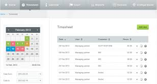 Billable Hours Timesheet Legal Software Keyvision Simple Time Tracking