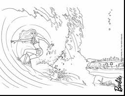 Mermaid Barbie Coloring Pages With Yintan Me Printable Coloring