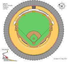 Clems Baseball Atlanta Fulton County Stadium
