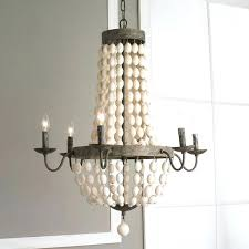 chandeliers chandelier shades with bead best favorite chandeliers images on white wood beads and iron basket