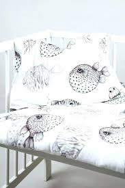 baby boy bedding sets fish bedspread baby nursery bedding set from mini with cute puffer fish print baby boy bedding sets canada