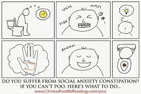 Social Anxiety Constipation Cant Poo Heres What To Do
