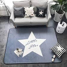 cusphorn super soft modern area rugs living room carpet bedroom rug fl nursery rug home decor stars
