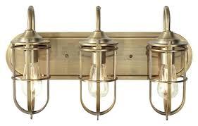industrial bath lighting. Industrial Bathroom Lighting Dab Urban Renewal Nautical Bath Dark Antique Brass Finish Loading Zoom