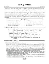 It Business Analyst Resume Examples Business Analyst Resume Business ...