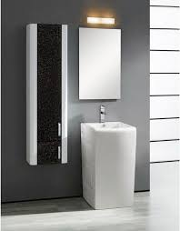 bathroom pedestal sinks for small bathrooms modern pedestal sinks for small bathrooms