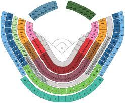 Dodger Stadium Concert Seating Chart Dodger Stadium Seating