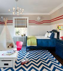 Great View In Gallery Bright Chevron Rug For The Transitional Kids Room [Design:  Duet Design Group]