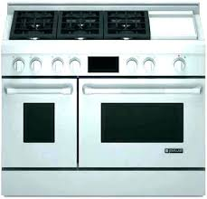side by side double oven electric range. Brilliant Oven Electric Oven With Gas Cooktops Double Stove Side By  Range Throughout Side By Double Oven Electric Range R