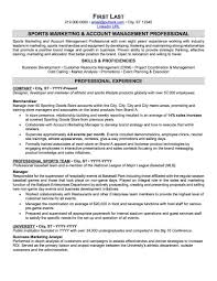 Examples Of Professional Resumes Sports And Coaching Resume Sample Professional Resume Examples 5