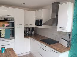 Ikea White Gloss Kitchen Cabinets Kitchen Appliances Tips And Review