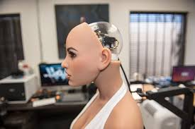 Future of Sex: How Close Are Robotic Love Dolls? - Rolling Stone