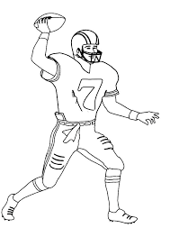 Odell Beckham Jr Coloring Page Coloring Sheet Stocking Flowers