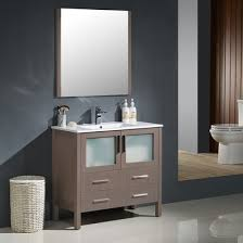 Modern single sink bathroom vanities 36 Inch Torino 36 Discount Bathroom Vanities Torino 36