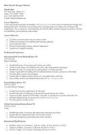 Banking Executive Resume Free Sample Banker Resume Banker Resume