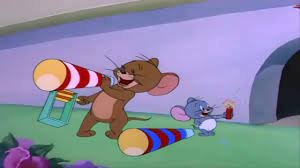 Tom And Jerry - Safety Second 1950 - 51 - Part 1 - YouTube