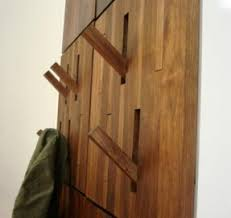 Coat Rack Attached To Wall modern coat rack wall Design Decoration 86