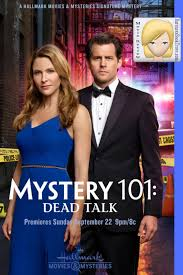Check out Jill Wagner, Kristoffer Polaha, Preston Vanderslice, and Sarah  Dugdale in their newest movie #Mystery101DeadTalk. I did a review on it.  This is group …