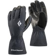 glove outdoor wear for the black diamond black diamond glissade black s