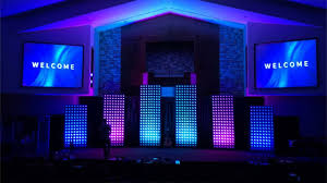 Cool Church Stage Designs A Modern Church Stage Design Idea And How We Did It