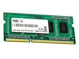 <b>Модуль памяти Foxline DDR3</b> SO DIMM 1600MHz PC 12800 CL11 ...