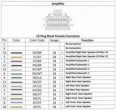 2004 dodge ram infinity radio wiring diagram wiring diagram and 04 Grand Am Stereo Wiring Diagram 04 durango radio wiring diagram gen7 nissan maxima bose fan 2004 grand am stereo wiring diagram