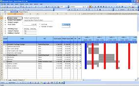 Office 2010 Gantt Chart Template Excel 2010 Template Margarethaydon Com