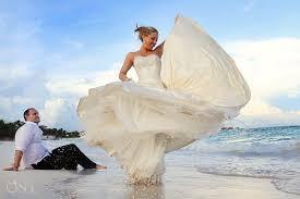 Cenote Trash The Dress Photography Riviera Maya Amanda And Eric