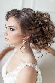 Svatební účesy Se Shromažďují S Vlasy Dumporcom