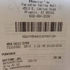 photo of macy s phoenix az united states good surprise at the register