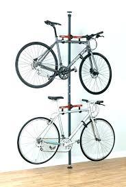 diy bike stand pvc bike rack ideas bike racks for garage photo 3 of 7 best diy bike stand pvc