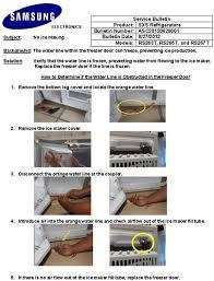 refrigerator ice maker water line kit. samsung rs refrigerator water line for ice frozen maker kit r