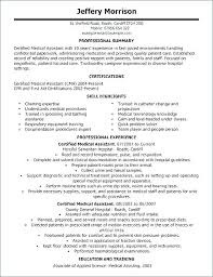 Midwife Resume Sample Sample Resumes For Medical Assistants Medical Assistant Objective