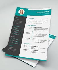 Modern Clean Resume Template Free Download Maxresumes