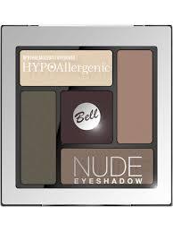 <b>Тени для век сатиново-кремовые</b> Nude Eyeshadow ...