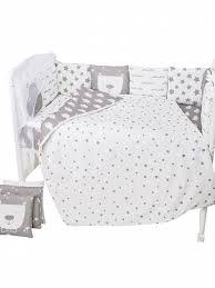 <b>Комплект в кроватку</b> Золотой Гусь <b>BABY</b> BOO серый - купить в ...