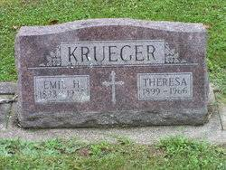Emil Herman August Krueger (1893-1975) - Find A Grave Memorial