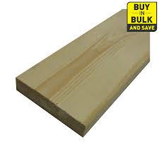 Spruce/Pine-Fir Furring Strip (Common: 1-in x 4-