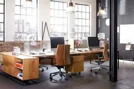 industrial modern office. Inspiring Excellent Office Design Bedroom Furniture Modern Industrial Space Full Size Inspirations